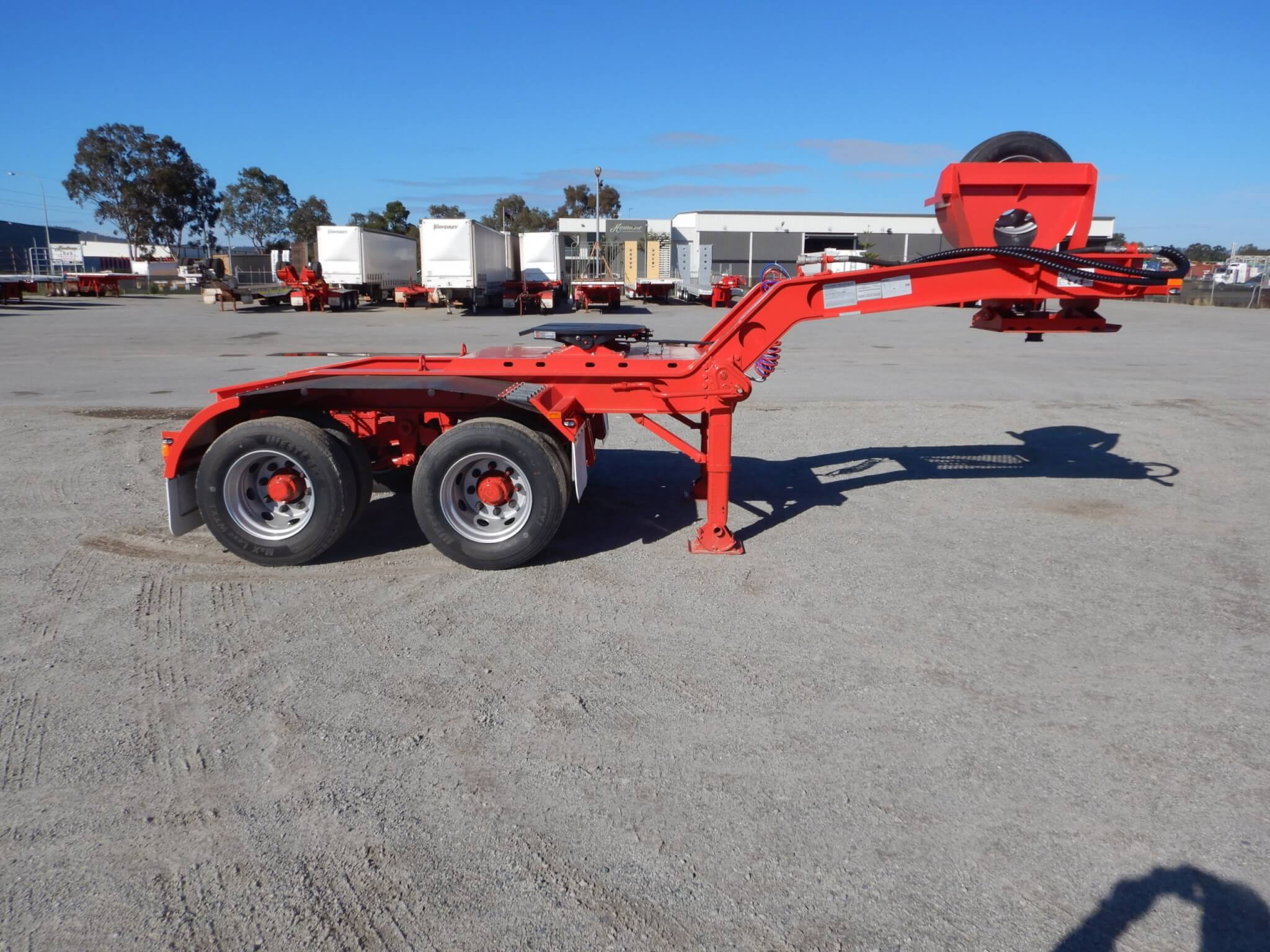 NEW HAULMORE Low Loader Dolly Two rows of Four