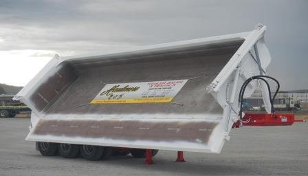 NEW HAULMORE SUPER DUTY Tri- Axle Side Tipping Trailer