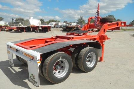 2018 Haulmore Low Loader Dolly 2 Rows of Four