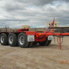 New Tri Axle Haulmore Dolly