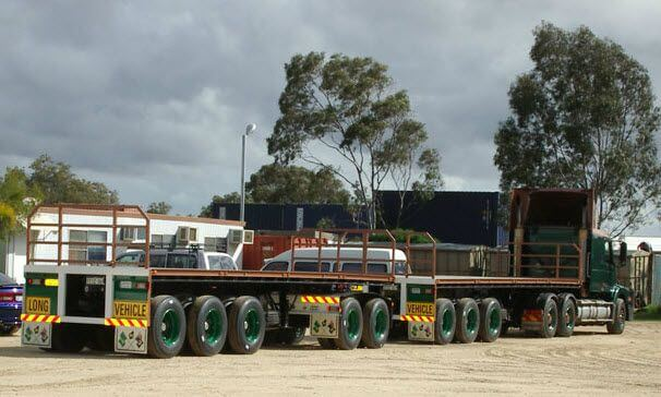 Hire Flat Top, Drop Deck Trailers and Extendables